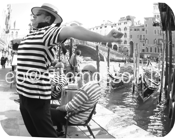 if i were a gondolier